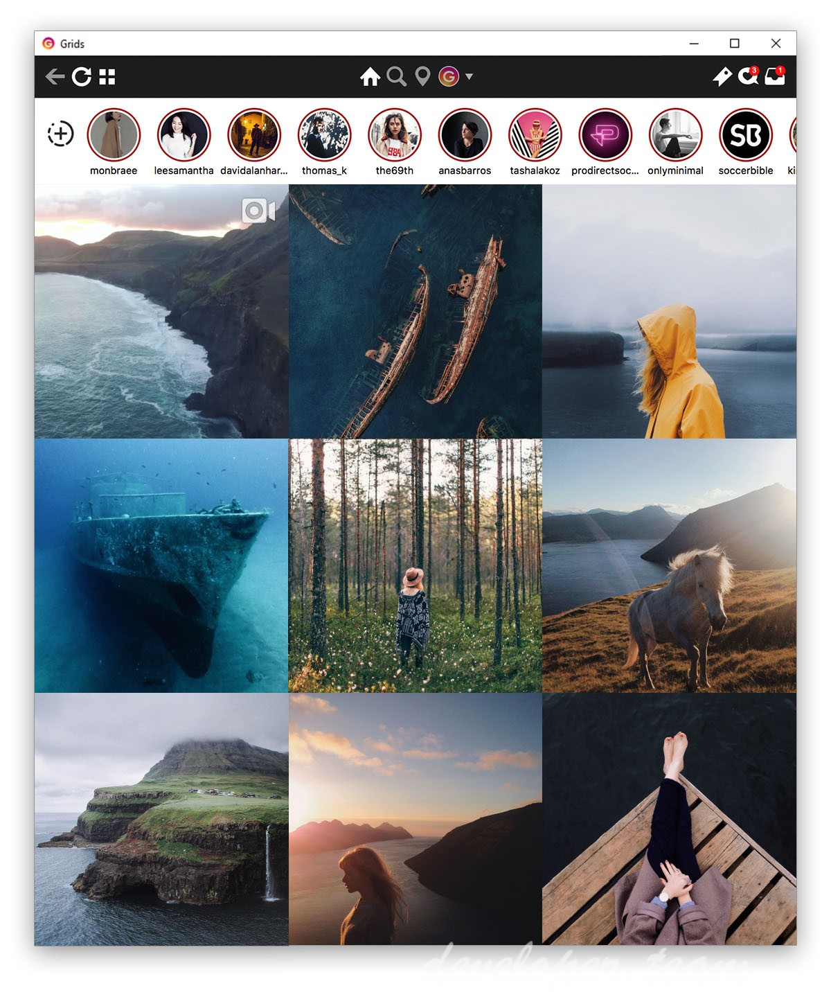 Grids for Instagram 4.7.2 Multilingual
