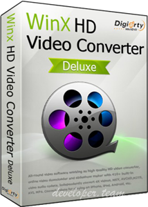 WinX HD Video Converter Deluxe 5.11.0.294 Build 13.11.2017