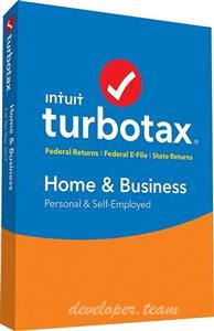 Intuit TurboTax Home and Business 2017
