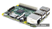 TMS LCL HW Pack for Raspberry Pi
