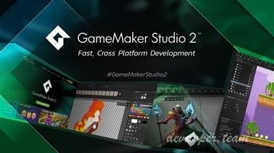 GameMaker Studio Ultimate 2.1.3.273