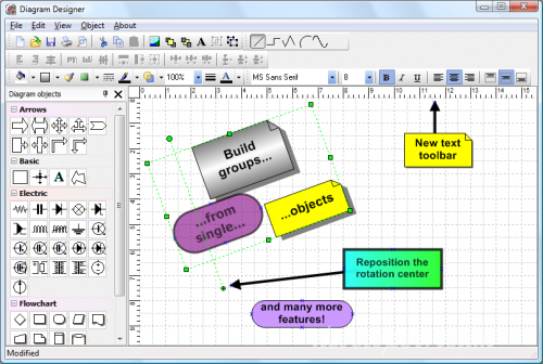TMS Diagram Studio v4.14 for Delphi 2010