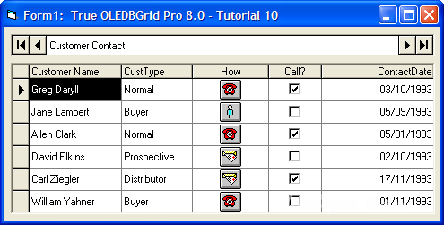 Apex True dBgrid Pro 6.0c ActiveX