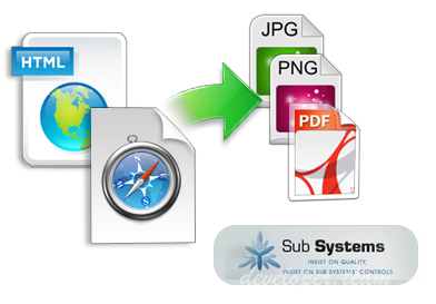 SubSystems HTML to Image Converter for .Net v10.0