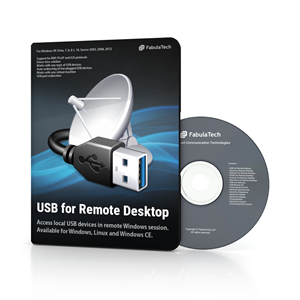 FabulaTech USB for Remote Desktop 5.2.3.1