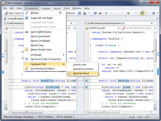 Devart CodeCompare Pro Edition 4.2.236