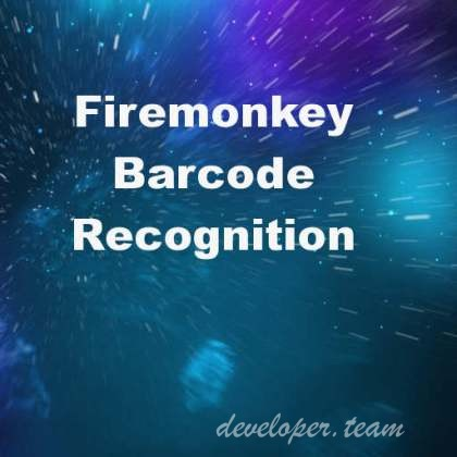 Winsoft Optical Barcode Recognition for FireMonkey for Firemonkey 2.9