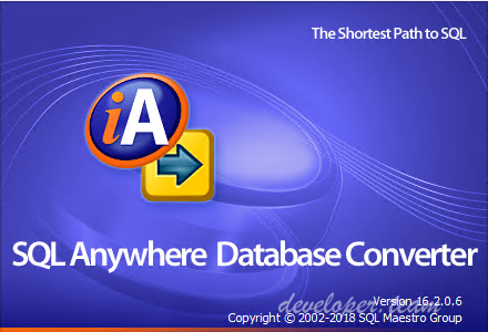 ASA Database Converter Professional 16.2.0.6