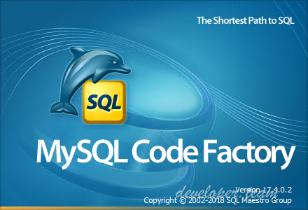 Code Factory for MySQL Professional 17.4.0.2