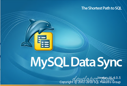 Data Sync for MySQL Professional 16.4.0.5