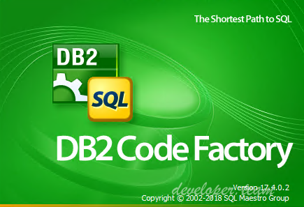DB2 Code Factory Professional 17.4.0.2