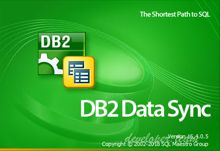 DB2 Data Sync Professional 16.4.0.5