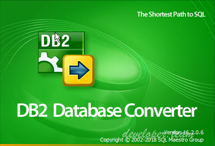 DB2 Database Converter Professional 16.2.0.6