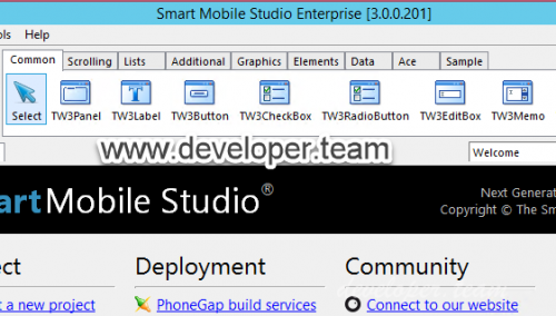 Smart Mobile Studio Enterprise 3.0.0.209 Beta1 Retail
