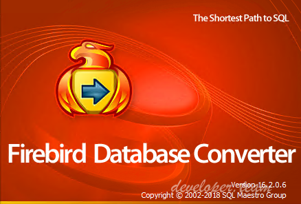 Firebird Database Converter Professional 16.2.0.6