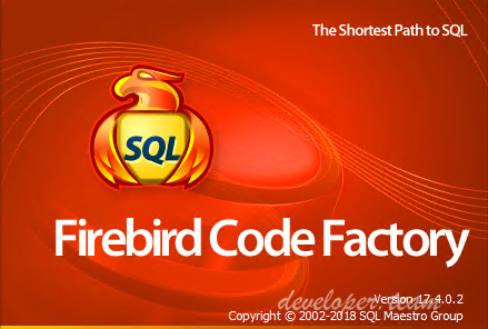 Firebird Code Factory Professional 17.4.0.2