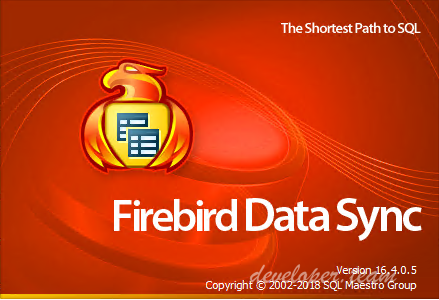 Firebird Data Sync Professional 16.4.0.5