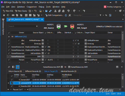 Devart dbForge Studio for SQL Server Enterprise 5.5.327