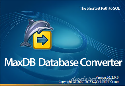 MaxDB Database Converter Professional 16.2.0.6