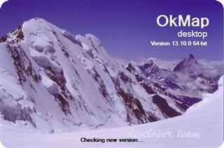 OkMap Desktop 13.10.1 Multilingual