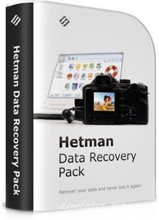Hetman Data Recovery Pack 2.6 Commercial / Office / Home Multilingual