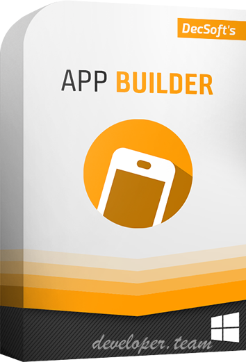 DecSoft's App Builder 2019.32 Multilingual