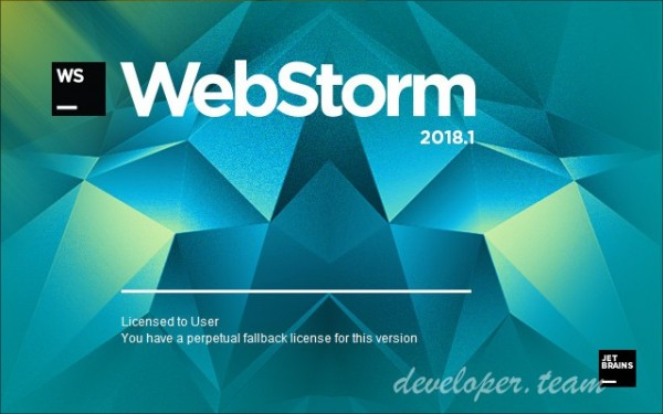 JetBrains WebStorm 2018.1.2