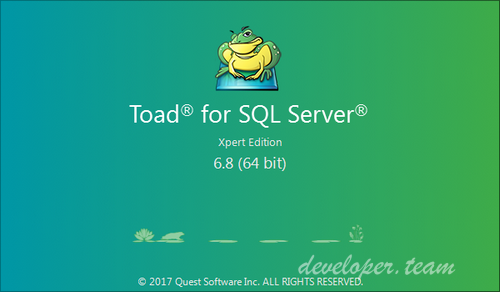 Toad for SQL Server 6.8.2.9 Xpert Edition