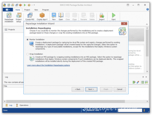 EMCO MSI Package Builder Enterprise 5.2.9.3741