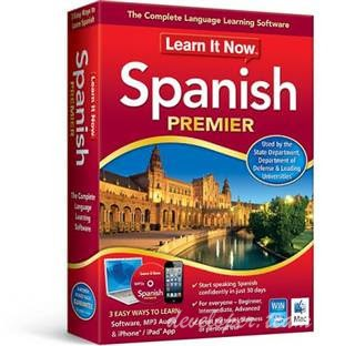 Avanquest Learn It Now Spanish Premier 1.0.82