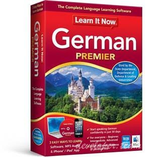Avanquest Learn It Now German Premier 1.0.82