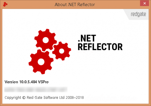 Red Gate .NET Reflector 10.0.5.484 VSPro