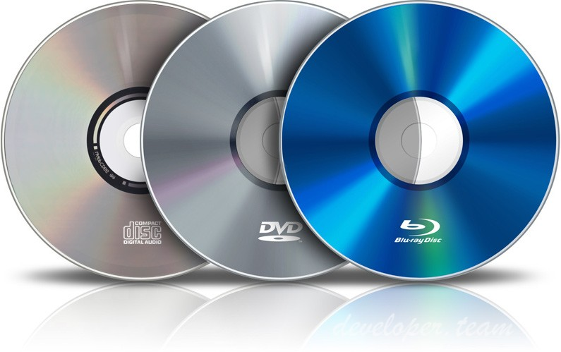 Binary Magic CD/DVD/HD/Blu-Ray Burner v1.44 for .Net with Source