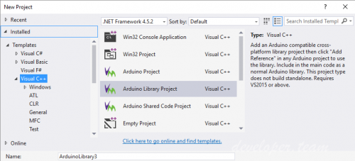Visual Micro v1.1804.21 (Arduino IDE for Visual Studio and Atmel Studio)