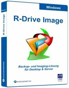 R-Tools R-Drive Image 6.2 Build 6205 + BootCD