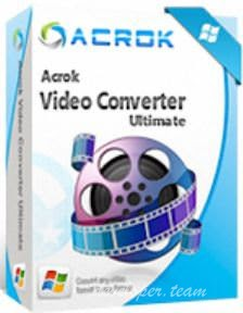 Acrok Video Converter Ultimate 6.1.100.1134