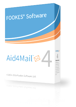 Aid4Mail Professional 4.62 Build 295