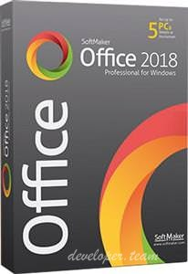 SoftMaker Office Professional 2018 Rev 931.0518 Multilingual