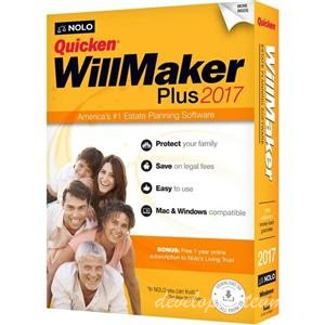 Quicken WillMaker Plus 2017 17.8.2246.0
