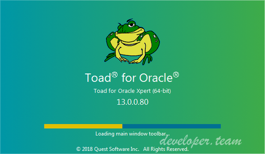 Toad for Oracle 2018 Edition 13.1.0.78