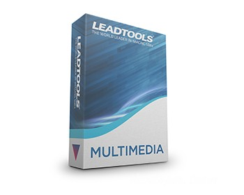LEADTOOLS Multimedia Developer Toolkit v20
