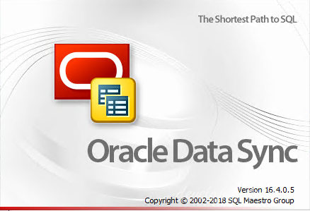 SQL Maestro Oracle Data Sync 16.4.0.5 Professional