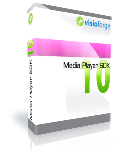 VisioForge Media Player SDK for Delphi v10.0.21.0 Professional