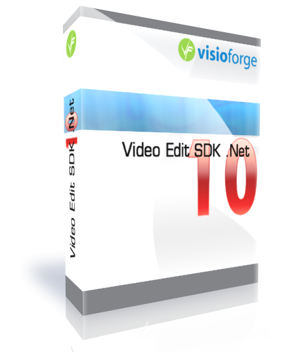 VisioForge Video Edit SDK .Net v10.4.6.0 Premium Retail
