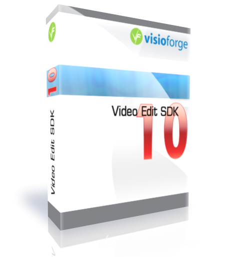 VisioForge Video Edit SDK for Delphi v10​.0.24.0