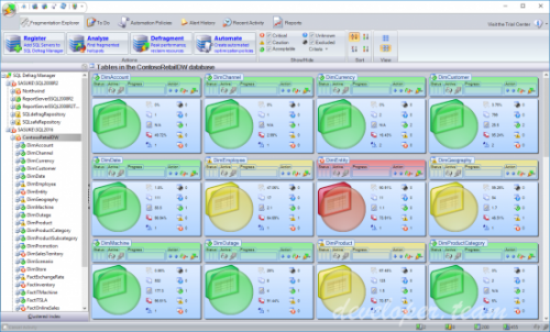 Idera SQL Defrag Manager Enterprise 3.5.0.292