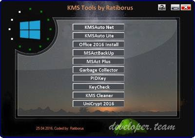 Ratiborus KMS Tools 18.10.2018