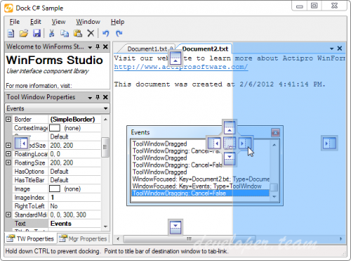 Actipro Winforms Controls v2018.1 Build 0232