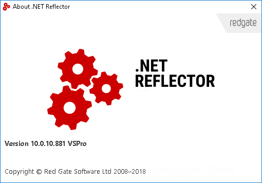 Red Gate .NET Reflector 10.0.10.881 VSPro