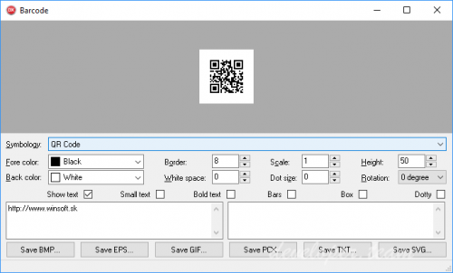 Winsoft Barcode 4.0 Cracked